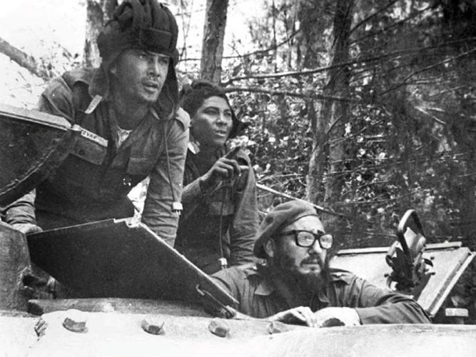 Das Leben und die Karriere des kubanischen Revolutionsführers Fidel Castro - ảnh 10