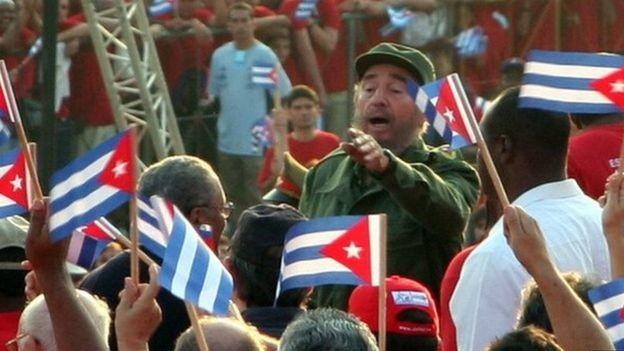Das Leben und die Karriere des kubanischen Revolutionsführers Fidel Castro - ảnh 13