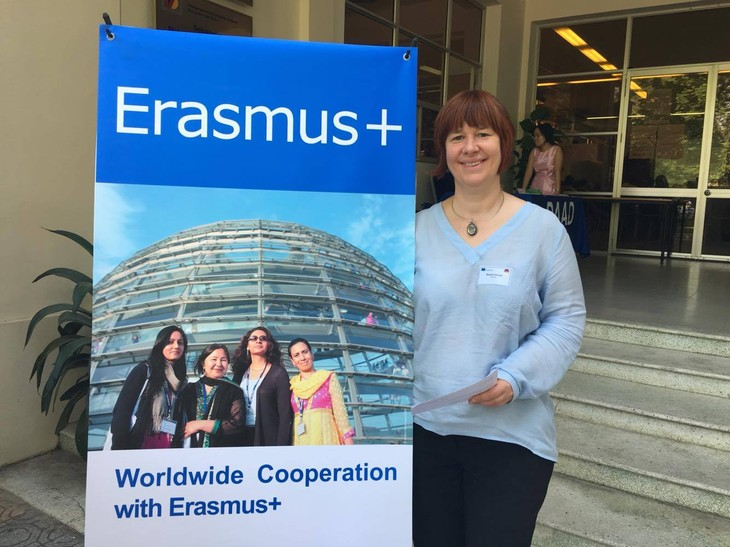Erasmus Plus – Neue Chance auf Stipendien für vietnamesische Studierende - ảnh 1
