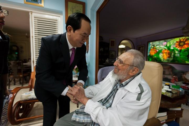 Das Leben und die Karriere des kubanischen Revolutionsführers Fidel Castro - ảnh 16