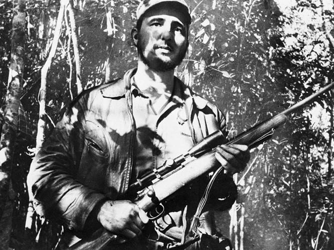 Das Leben und die Karriere des kubanischen Revolutionsführers Fidel Castro - ảnh 5