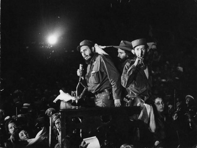 Das Leben und die Karriere des kubanischen Revolutionsführers Fidel Castro - ảnh 8