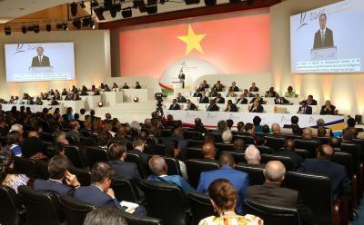Eröffnung der 16. Frankofonie-Konferenz in Madagaskar  - ảnh 1