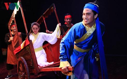 """Theater Vietnam inszeniert das dramatische Stück """"Kieu"""" - ảnh 1"""