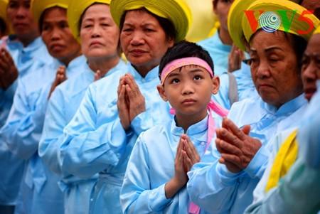 Dong Da-Hügelfest: Darstellung des historischen Kampfes gegen die Eroberung - ảnh 7