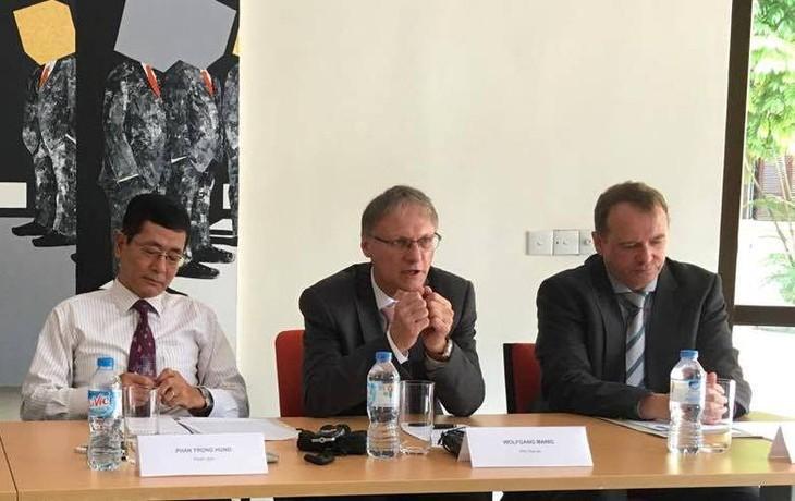 Perspektive für die wirtschaftliche Zusammenarbeit zwischen Vietnam und Deutschland - ảnh 1