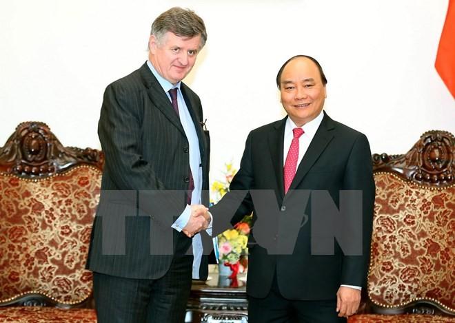 Vietnam und Frankreich verstärken die Zusammenarbeit in der Luftfahrt - ảnh 1