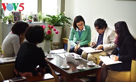 """Journalist Tran Mai Hanh und der Weg zum Erfolg des Buchs """"A War Account""""  - ảnh 9"""