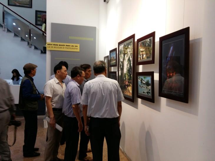 Dorf Lai Xa, in welchem die Fotografie Vietnams bewahrt wird - ảnh 2