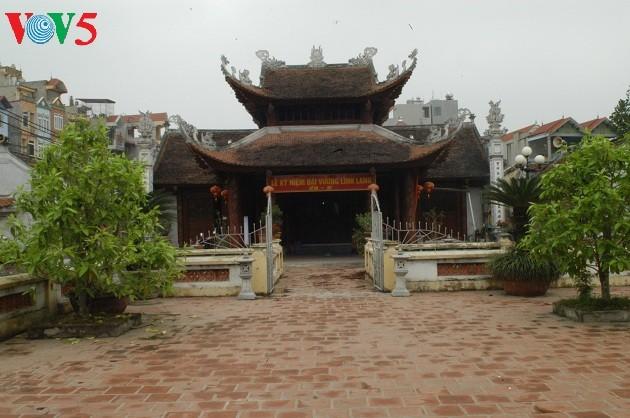 Das Dorf Binh Da, ein Ort der Kulturschätze - ảnh 1