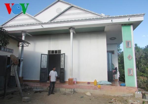 A Hler – guter Bauer aus der Volksgruppe Xo Dang im Dorf Kolok - ảnh 1