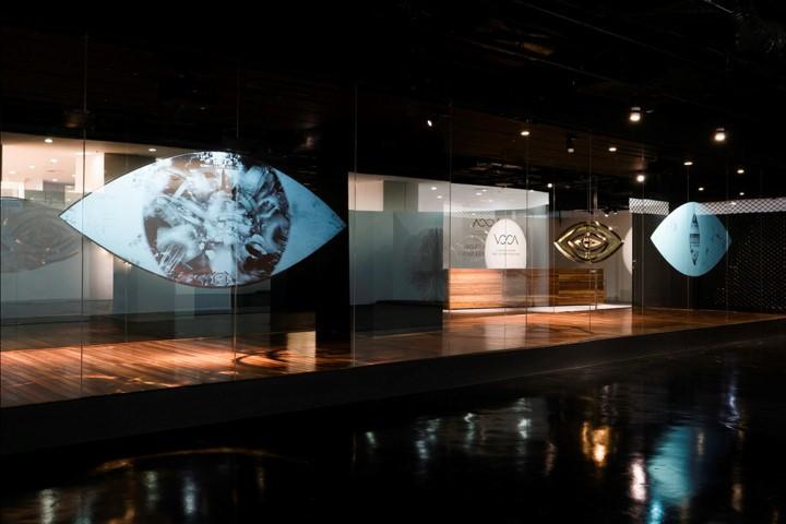 Das zeitgenössische Kunstzentrum Vincom – wo die Kunst verbindet und verbreitet wird - ảnh 1