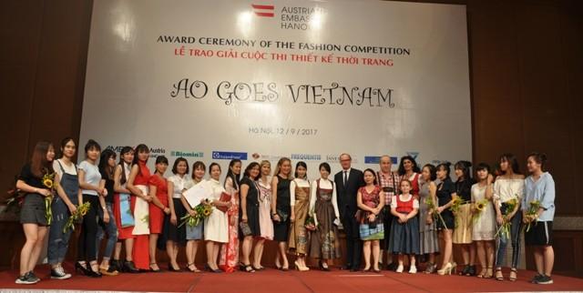 """""""Ao goes Vietnam"""": Design-Wettbewerb für junge Künstler - ảnh 1"""