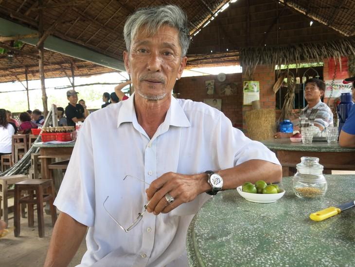 Bewohner der Insel Thoi Son entwickeln Ökotourismus - ảnh 3