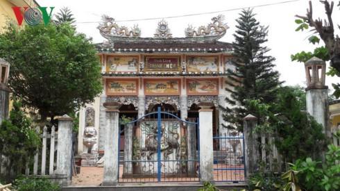 Palast Thanh Chiem und die Geburt der vietnamesischen Schrift  - ảnh 1
