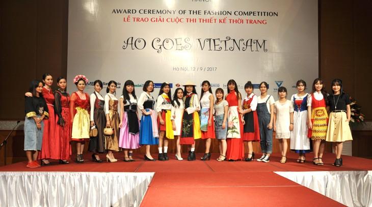 Das österreichische Dirndl im vietnamesischen Stil - ảnh 1