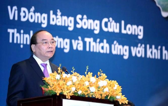 Die nachhaltige Entwicklung im Mekong-Delta zur Anpassung an den Klimawandel - ảnh 1