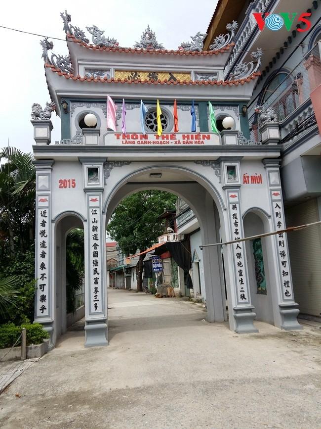 Canh Hoach – ein Dorf mit zwei Doktoren - ảnh 1