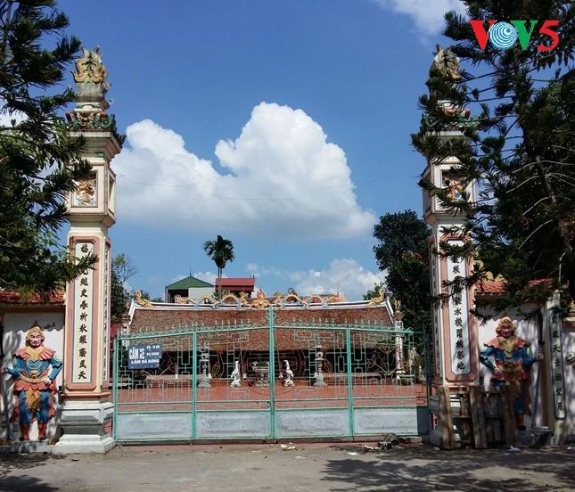 Canh Hoach – ein Dorf mit zwei Doktoren - ảnh 2