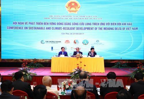 Die nachhaltige Entwicklung im Mekong-Delta vor der Herausforderung des Klimawandels - ảnh 1