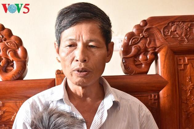 Herstellung von Räucherstäbchen in Cao Thon - ảnh 1