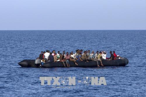 Spanyol mungkin menjadi titik panas baru tentang masalah migran - ảnh 1