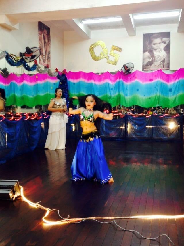 La tendance de la danse pour les filles, une nouveauté bonne pour la santé - ảnh 1