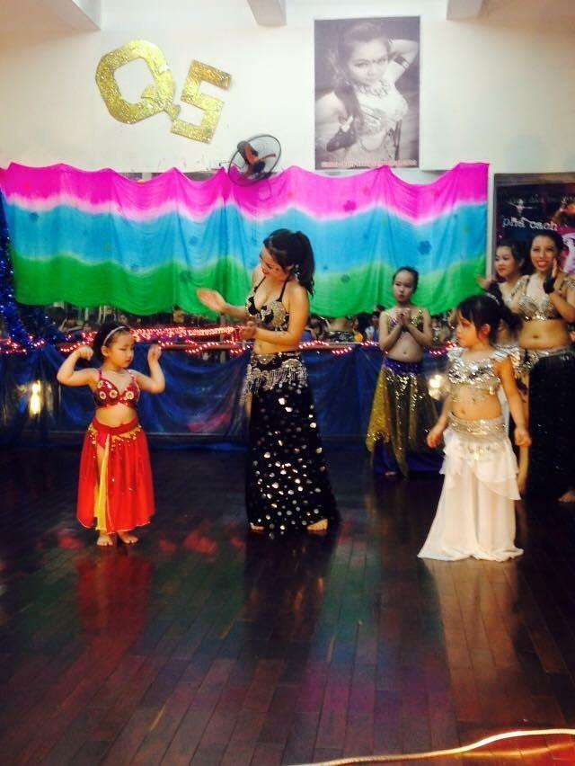 La tendance de la danse pour les filles, une nouveauté bonne pour la santé - ảnh 2