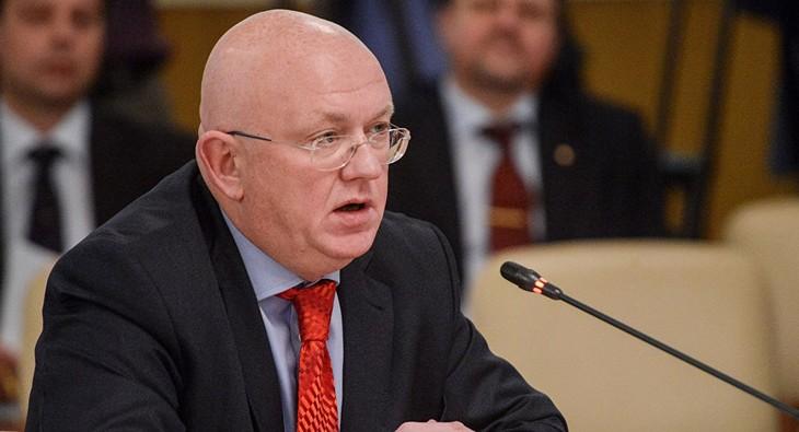 Moscou exhorte l'Onu à vérifier les envois de substances toxiques en Syrie depuis les USA - ảnh 1