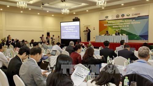 APEC : Les biotechnologies dans l'ère du numérique - ảnh 1