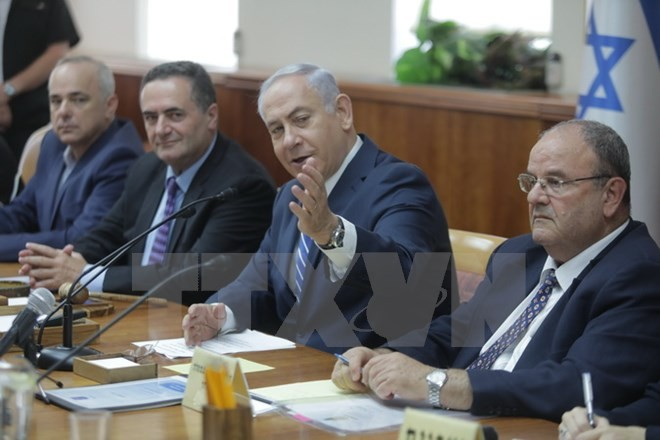 Rencontre Netanyahu-Poutine le 23 août sur la Syrie - ảnh 1