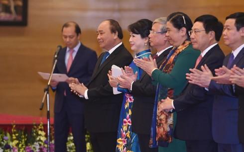 Banquet national offert à l'occasion de la fête nationale - ảnh 1