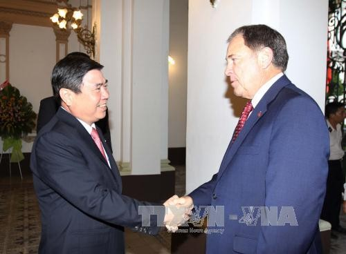 Ho Chi Minh-ville et Utah dynamisent leur coopération - ảnh 1