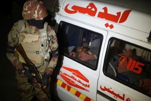 Attentat-suicide dans le sud-ouest du Pakistan: 18 morts - ảnh 1