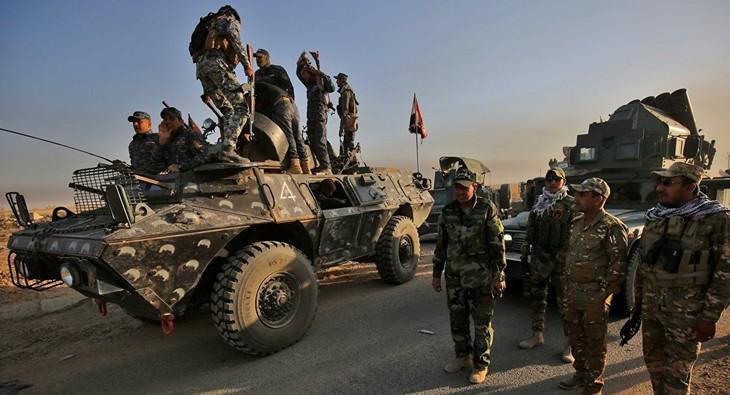 Irak : l'armée élimine 75 terroristes de Daech en trois jours - ảnh 1