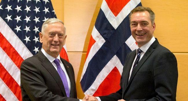 A Bruxelles, Mattis consulte ses Alliés sur Pyongyang et prépare l'après-EI - ảnh 1