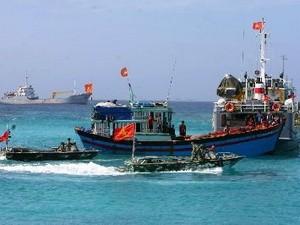การเจรจาระดับนักวิชาการเวียดนาม-จีนเกี่ยวกับเขตทะเลนอกปากอ่าวทะเลตะวันออกรอบที่ 3  - ảnh 1