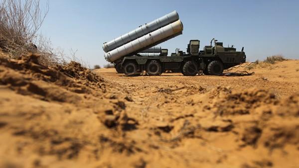 รัสเซียยังไม่ได้ส่งมอบระบบขีปนาวุธจากพื้นสู่อากาศ S300 ให้แก่ซีเรีย - ảnh 1