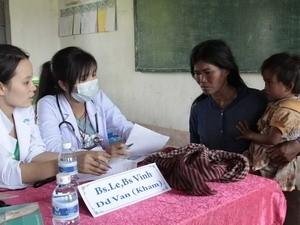 สื่อต่างๆของกัมพูชาชื่นชมโครงการลงทุนเพื่อพัฒนาชุมชนของเครือบริษัท Hoàng Anh Gia Lai - ảnh 1