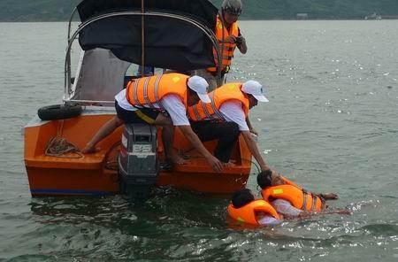 อาเซียนและจีนจะประชุมเกี่ยวกับการกู้ภัยทางทะเลในเร็วๆนี้ - ảnh 1