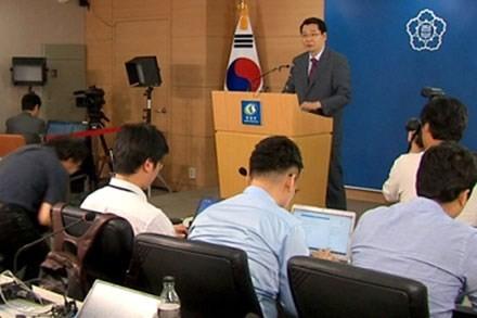 สองภาคเกาหลีตึงเครียดอีกครั้ง - ảnh 1