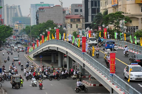 ถนนหนทางและทิศทาง - ảnh 1