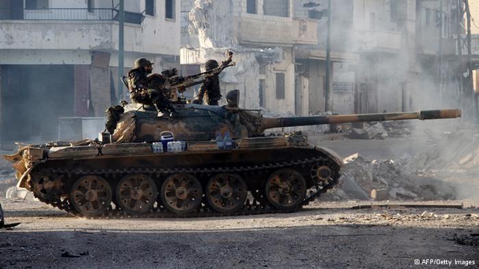 ประเทศต่างๆขนส่งรถทหารหนักให้กับกองกำลังฝ่ายต่อต้านในซีเรีย - ảnh 1