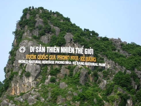 ป่าสงวนฟองญาแก๊บ่างได้รับการรับรองเป็นมรดกโลกครั้งที่ 2  - ảnh 1