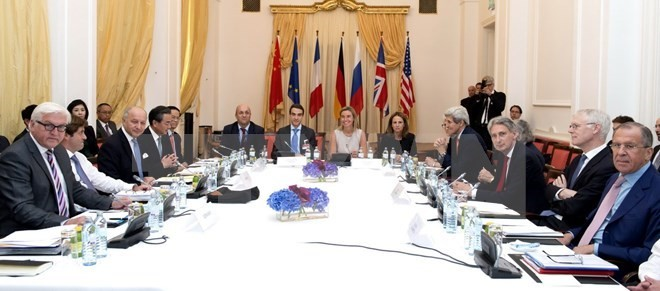อิหร่านมีข้อเสนอแนะเพื่อแก้ไขปัญหานิวเคลียร์กับกลุ่มพี5+1 - ảnh 1
