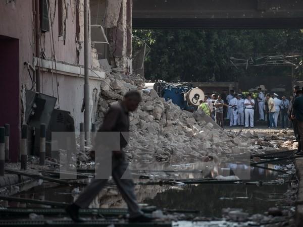 อียิปต์และอิตาลีให้คำมั่นที่จะร่วมมือต่อต้านการก่อการร้าย - ảnh 1