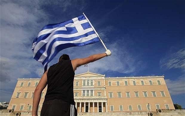 ธนาคารของกรีซจะเปิดให้บริการอีกครั้งในวันที่ 20 กรกฎาคม - ảnh 1