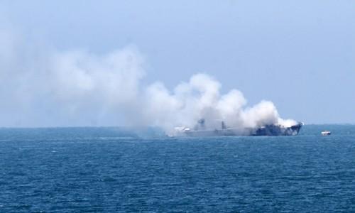กลุ่มไอเอสโจมตีเรือของกองทัพเรืออียิปต์ - ảnh 1