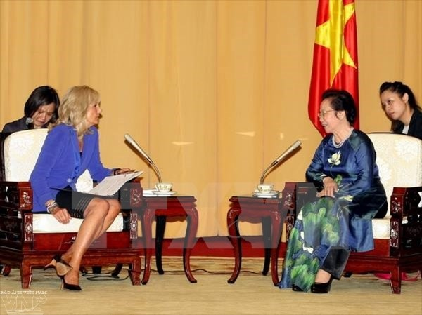 เวียดนาม – สหรัฐกระชับความร่วมมือด้านความเสมอภาคทางเพศ - ảnh 1