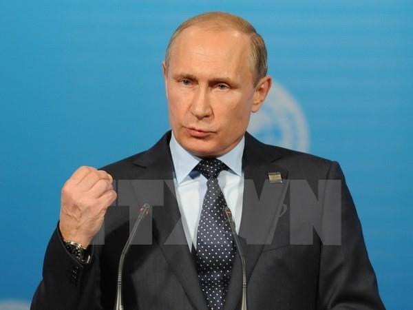 รัสเซียอาจสนทนากับสหรัฐและยุโรป - ảnh 1